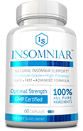 Insomniar Small Bottle